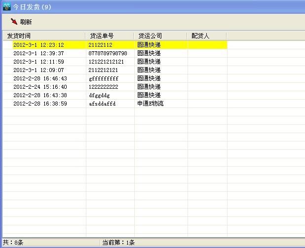 自定义统计项目实现个性化的数据报表